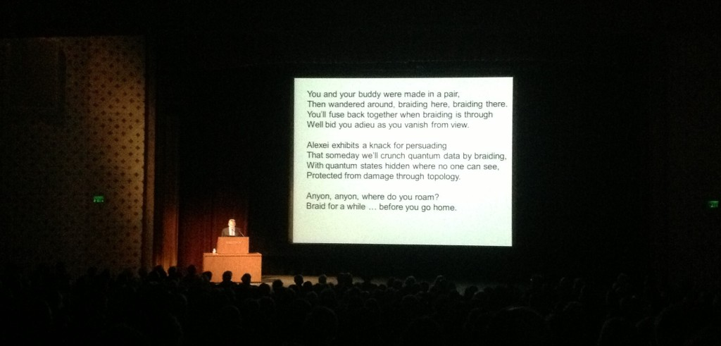 John Preskill: Quantum Entanglement and Quantum Computing