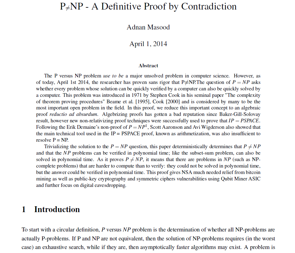 P Not Equal to NP - A Definitive Proof by Contradiction