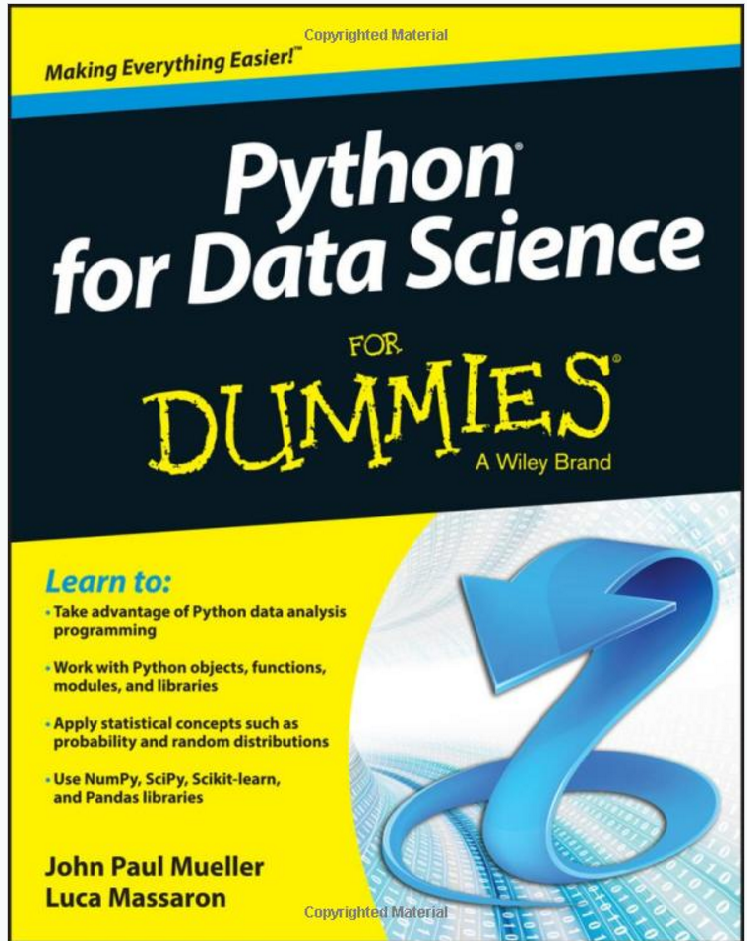 Getting Started Guide for Python, Data Science and Machine ...